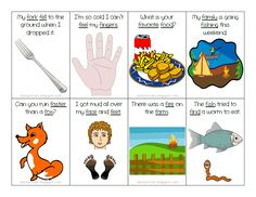 Articulation: F Sentences Flash Cards (Initial) - pinned by – Please Visit for all our pediatric therapy pins Speech Therapy Worksheets, Preschool Speech Therapy, Articulation Therapy, Articulation Activities, Phonics Activities, Speech Language Pathology, Language Activities, Speech And Language, Phonological Awareness Activities