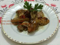 Carne de porc cu gutui la cuptor