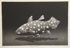 Unusual Art, Whale, Drawings, Illustration, Landscapes, Prints, Graphics, Animals, Fish