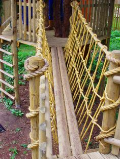 Garden Play - Tree Houses - Page 1 - Caledonia Play