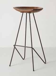 Perch barstool -