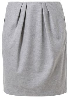 Strenesse Puffball skirt grey
