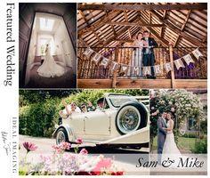 Priston Mill Wedding Photographer: Sam & Mike