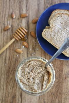Sea Salt & Honey Almond Butter  from @Maria (Two Peas and Their Pod)