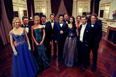 season 3 The Mikaelson Family Ball