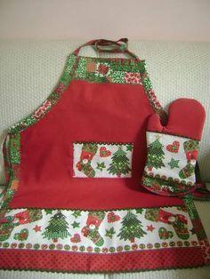kit de cozinha de natal
