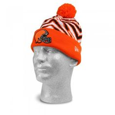 NFL Officially Licensed Cleveland Browns New Era Knit Cap