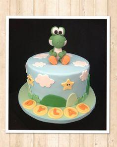 Yoshi Cake!