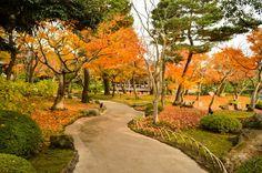 Matsue Shimane Izumo daikonshima jardin japonais yuushien yushien yûshien