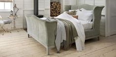 Churchill Upholstered Bed | Luxury Upholstered Beds | THIS IS THE ONE ......AND SO TO BED.