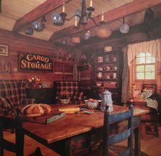 Primitive Decor on Pinterest | Primitives, Cupboards and Wooden Bowls