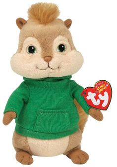 Also likely Alvin 46 the chipmunks toys