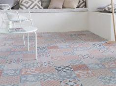 carreaux ciment tendance carrelage sol vinyle sol. Black Bedroom Furniture Sets. Home Design Ideas