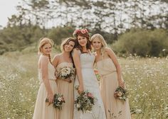 Romantic and Enchanting Auckland Wedding
