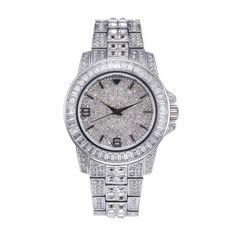 Mens Gold Bracelets, Bangle Bracelets, Bracelet Watch, Bangles, Luxury Watches For Men, Quartz Watch, Metal Jewelry, Watch Bands, Silver