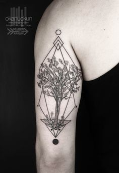 Okanuckun -  www.instagram.com/okanuckun  http://okanuckun.tumblr.com  #tattoo  #ink