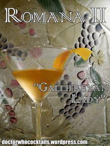 Romana II – GallifreyanLady