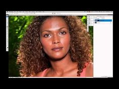 Smooting Harsh Highlights with Photoshop