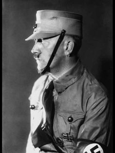 Der Führer in his SA uniform.