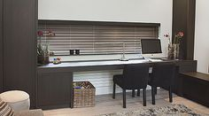 Pc meubel op maat - RMR Interieurbouw - Moergestel
