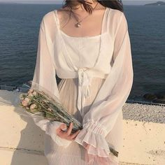 Korean Girl Fashion, Ulzzang Fashion, Look Fashion, Fashion Beauty, Fashion Outfits, Winter Fashion, 70s Fashion, Fashion Trends, Pretty Outfits