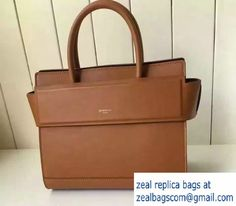 2befb2e34d Givenchy Smooth Leather Horizon Mini/Small Satchel Bag Brown Givenchy  Horizon, Luxury Bags,