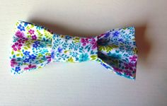 Girly Dog Bow Tie - Select Any Fabric Under Dog Collar Listing by katiesk9kollars on Etsy