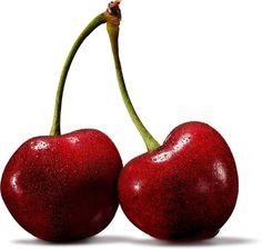 Cerezas - Frutas para diabeticos