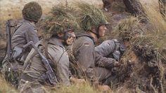"""Hallo Leute,  vor einiger Zeit hat mir ein Bekannter erzählt, dass es angeblich auch die amerikanischen Mitchell-Helmbezüge bei der Bundeswehr gab. Wann und in welchem Umfang konnte er jedoch nicht sagen. Wie immer bei solchen """"Schtories"""" fehlen…"""
