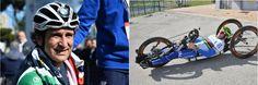 Paralimpiadi Rio 2016, Ciclismo: Mazzone e Zanardi argento in  H2 e H5
