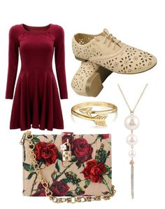 Bit of sophistication by elenore64 on Polyvore featuring polyvore, fashion, style, Dolce&Gabbana and Bling Jewelry