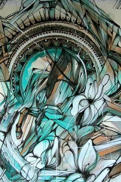 Street art - Hopare