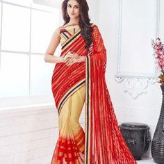 026f2962ec 10 best Designer Saree images in 2017 | Chiffon saree, Designer ...