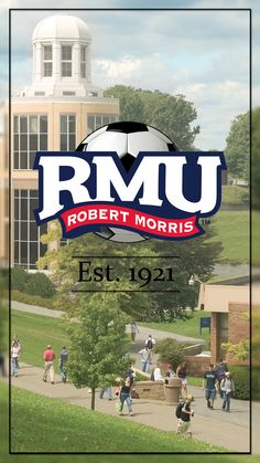Robert Morris University Soccer Phone Wallpaper