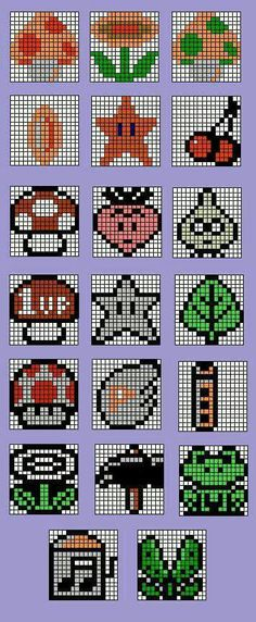 Terrific Photo knitting charts disney Tips Super Knitting Charts Disney Fuse Beads Ideas Perler Bead Mario, Perler Beads, Fuse Beads, Hama Beads Patterns, Beading Patterns, Super Mario, Cross Stitch Charts, Cross Stitch Patterns, Cross Stitching