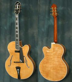 2002 Eggle Aire Archtop