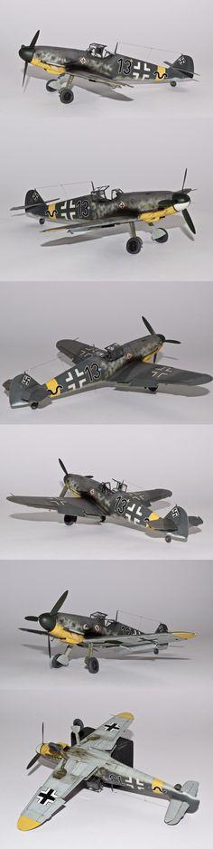 Gunther Rall Bf 109 G2