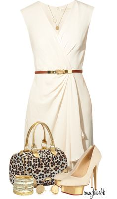 """""""Wrap Dress Her Panache Contests 2"""" by amybwebb on Polyvore"""