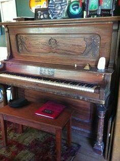 Saloon Piano