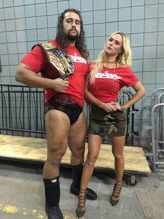 Lana & Rusev