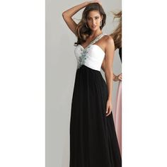 black and white prom dresses - Google Search