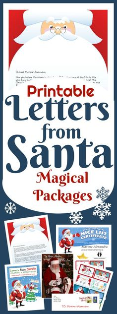 Homemade recipes to have perfect armpits you will not regret letters from santa offers printable santa letter packages that are fully personalized and quicker than magic elf dust spiritdancerdesigns Choice Image