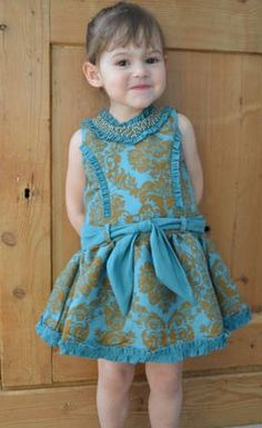 Past Season Baby Designer Clothing Trish Scully Child Trish