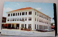 Florida Fl Quincy Hotel Postcard Old Vintage Card View Standard Souvenir Postal Ebay