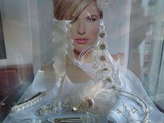 Diademas y accesorios para el pelo de la novia