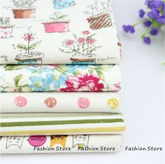 Women And Children Search For Flights 50x150cm Creamy White Cotton Fabric Table Cloth Diy Handmade Sewing Pillow Cover Patchwork Sofa Curtain Tablecloth Bag Wallet Suitable For Men