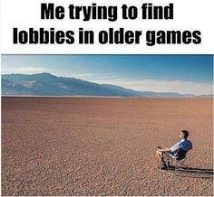 Call of Duty 2 Servers Be Like