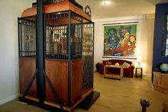 bird cage elevator - Google Search