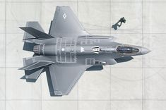 Gorgeous Images of a $200 Million Fighter Jet - My Modern Met