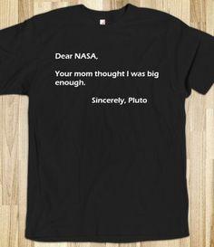 Pluto - Shameless Behavior